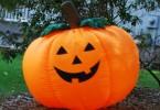 怖いかぼちゃ