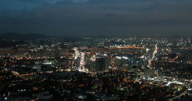 韓国の香港