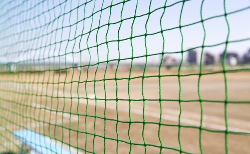 草野球のネット裏
