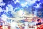 未来都市を想像