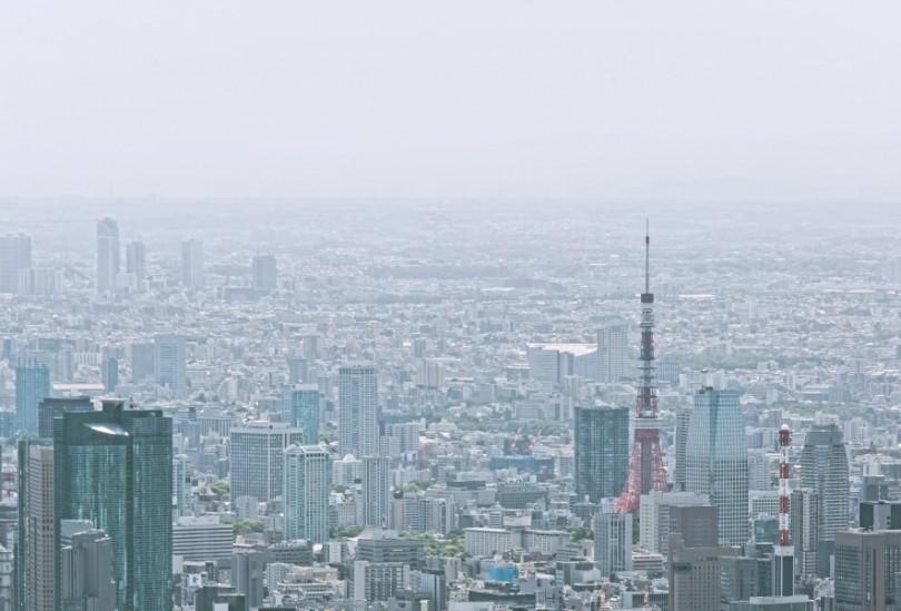日本の首都東京