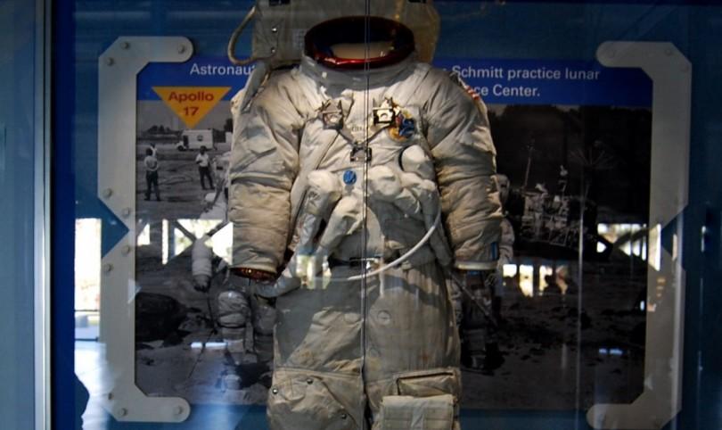 NASAの宇宙服