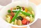 野菜で健康ニキビ0