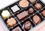 小さなチョコレート詰め合わせ