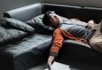 徹夜作業の仮眠