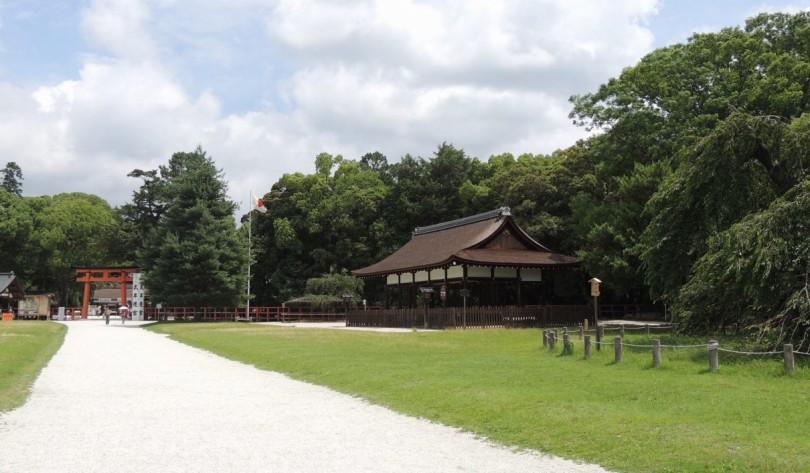 上賀茂神社,