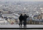 フランスの老夫婦