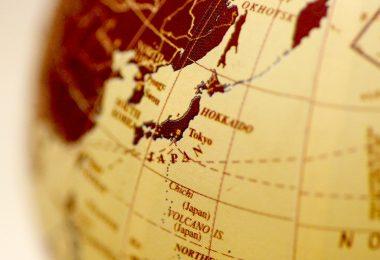 世界の地図