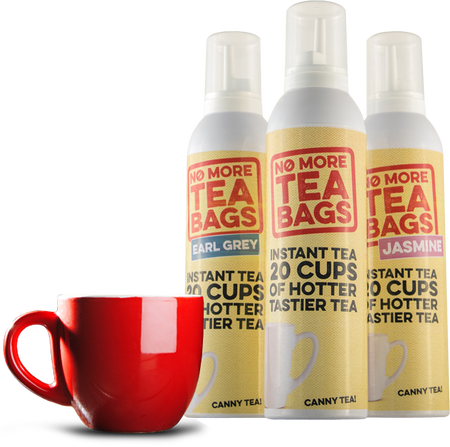 No more Tea Bags