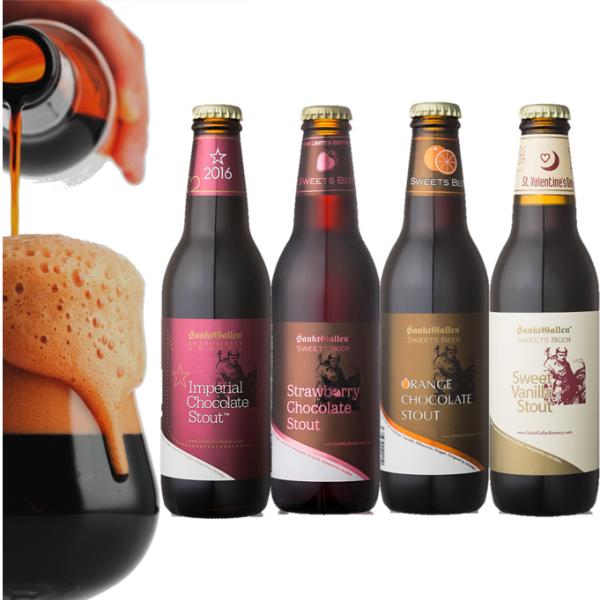 サンクトガーレンチョコビール