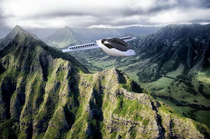 垂直離着陸機イメージ