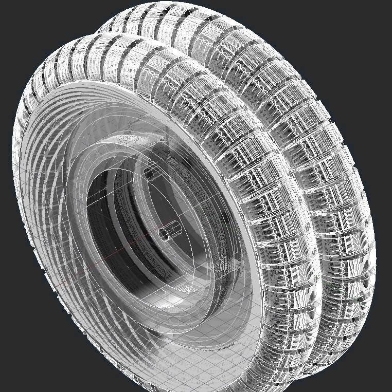 Liddiard式タイヤ